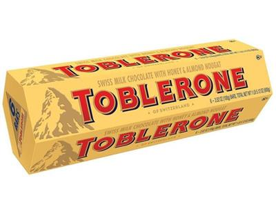 Kẹo Toblerone Swiss chocolate 600g
